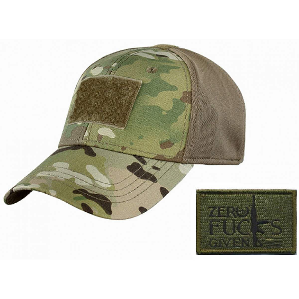 Sav-Tac MultiCam Hat   Patch - American Reaper Apparel ccd760e5b68