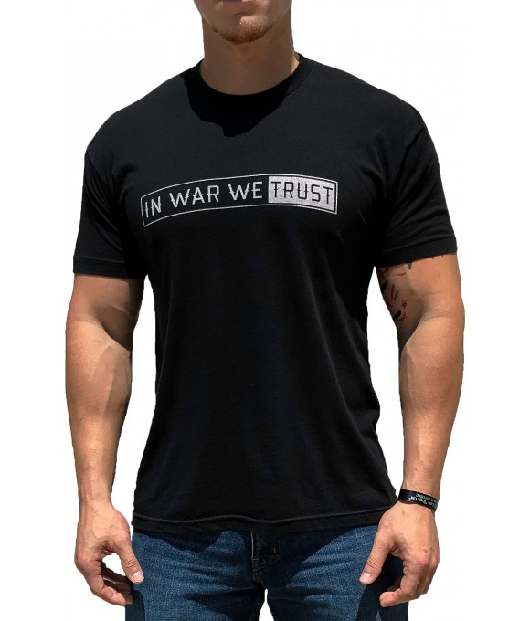 In War We Trust Military T-Shirt