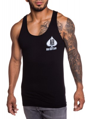 Deadmans Hand Mens Military Tank Top