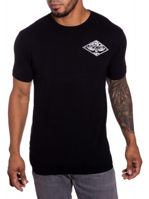 Live Fast mens military t-shirt
