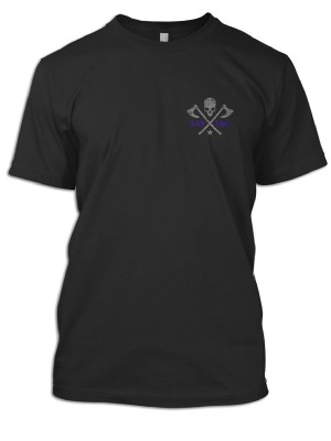 Sav-Tac Thin Blue Line T-Shirt