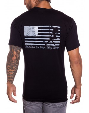Lady Liberty Mens T-Shirt