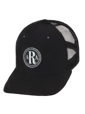 AR Club Seal Hat in Black side