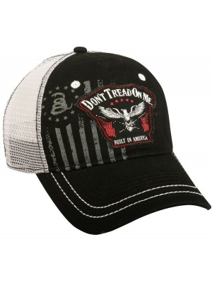 Dont Tread On Me Eagle Flags Hat