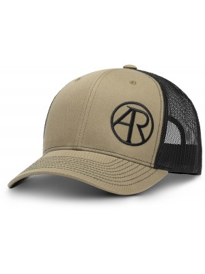Kill Switch Hybrid Military Trucker Hat in OD Green
