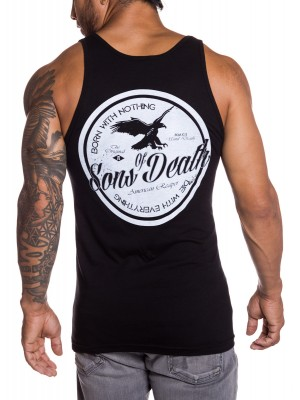 Sons of Death mens military Tank Top