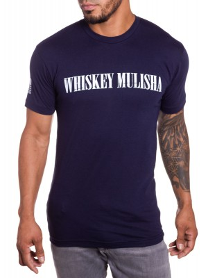 Whiskey Militia Mens T-Shirt